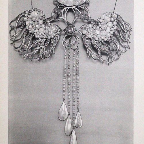 Guerinet,A. (Hrsg.). 3 travaux de portefeuille non complets. Paris (vers 1905). …