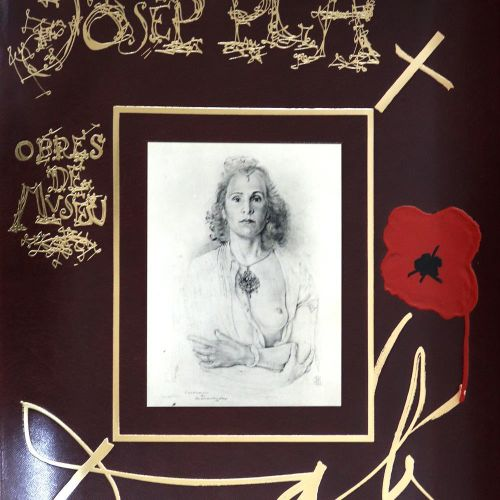 Pla,J. Obras de Museu. Barcelone, Dasa Ediciones, J.Massanes 1980. Imp.Fol. Avec…