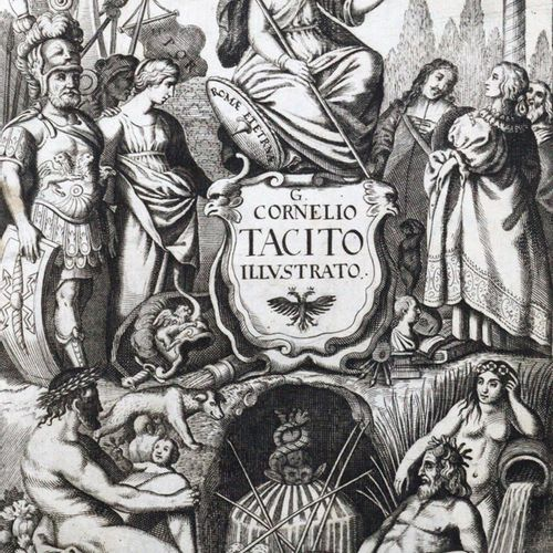 Tacitus,G.C. Opere. Nouvelle version corrigée du Sig. Adriano Politi. Venise, P.…