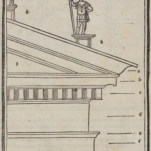 (Vitruvius (Pollio),M. Di architettura dal vero esemplare latino nella volgar li…