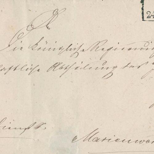 Sammlung 特施纳家族主要从奥尔登堡(有些来自波兰)到沃尔兹胡特的约220封信件,1946 47年。 所有信件都贴有信封的邮票 有磨损的痕迹╔╥。包括:p…