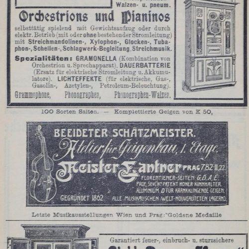 Compass. Finanzielles Jahrbuch für Oesterreich Ungarn. 8 vols. D. Série. Vienne,…