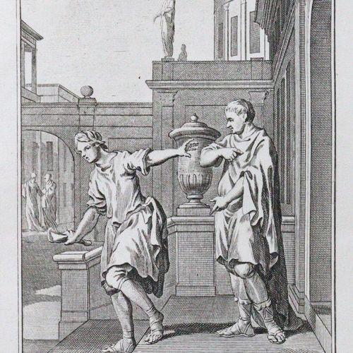 Gellert,C.F. Fabelen en Vertelsels, in Nederduitsche vaerzen gevolgd. Vol. 1 a. …