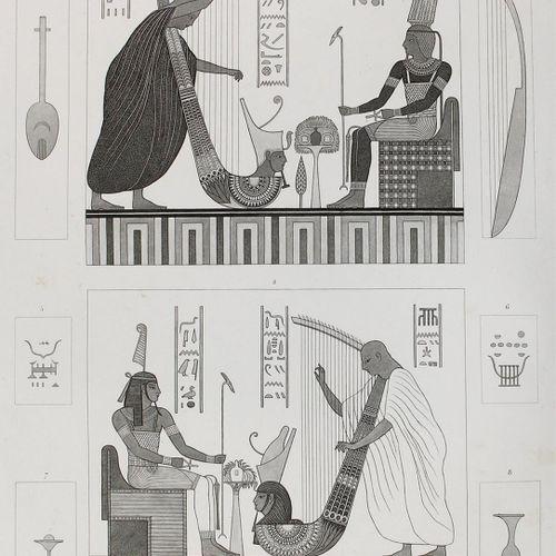 Description de l'Egypte. Ou Recueil des observations et des recherches qui ont e…