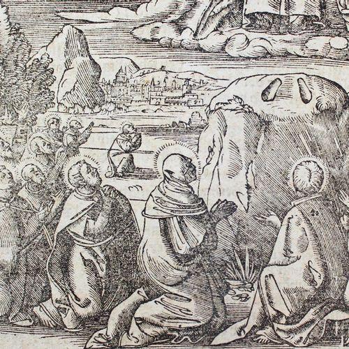 Luther,M. L'église de Postilla. 4 parties en 1 vol. Nbg., Johann vom Berg a. Ulr…