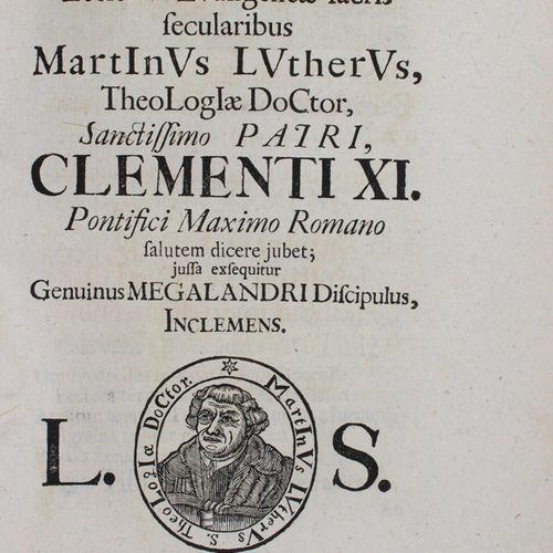 Inclemens (Pseud.). 牧师的福音》(Sub Ecclesiae Evangelicae sacris secularibus)马丁 路德(Ma…