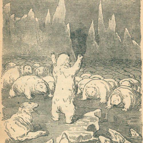 Raspe,R.E. Minchausen's Passirungen.Tseichnungen fun Gustaf Dore, iberdersailt d…