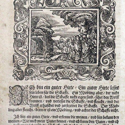 (Heshusen,T. Postilla,即解释Sonteglichen Euangelien durchs gantze Jar。1卷中的3部分。Helms…