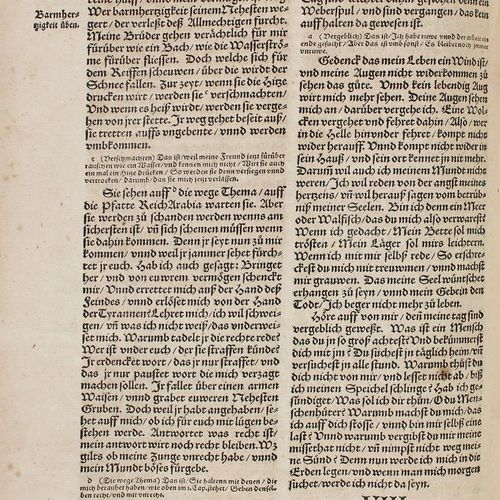 Biblia germanica. 圣经》,即:D.Mart著的德语版全部圣经。Ffm., (Han, Raben u. Feyerabend) 1562. F…