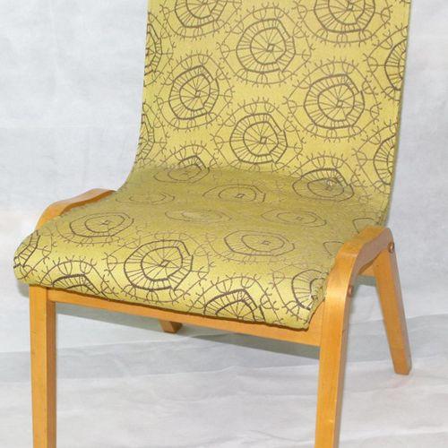 Niels OTTO MOLLER pour l'usine de meubles J.L.Moller au Danemark. 3 chaises modè…