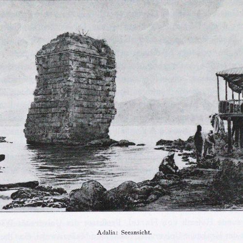 Lanckoronski,K.V. (Hrsg.). Villes de Pamphylie et de Pisidie, avec l'aide de G. …