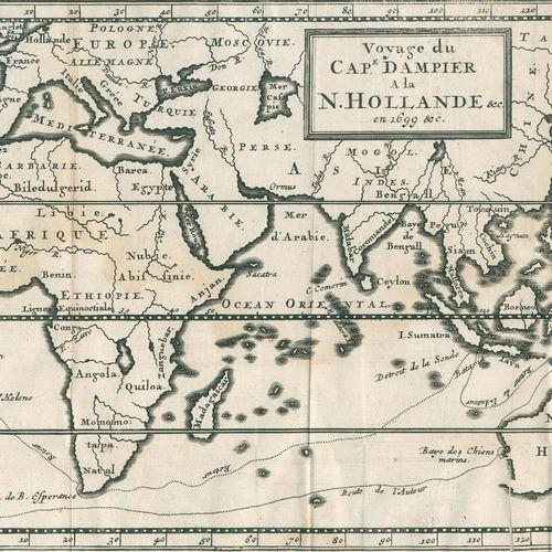 (Beverley,R.). Histoire de la Virginie. Tradulte de l'Anglois. Amsterdam, T. Lom…