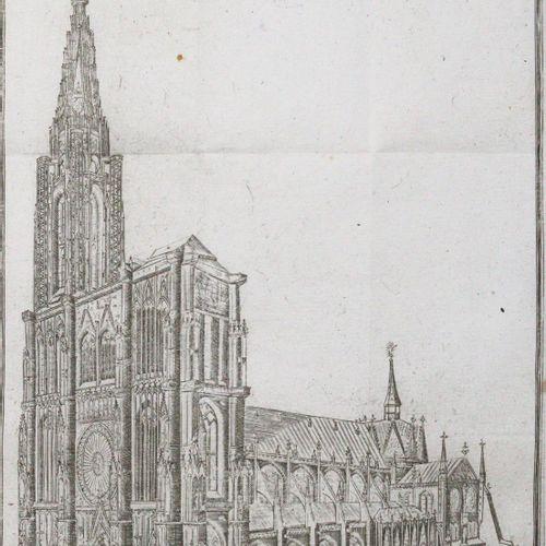 Behr,G.H. Straßburger Münster und Thurn Büchlein; oder kurtzer Begriff der merck…
