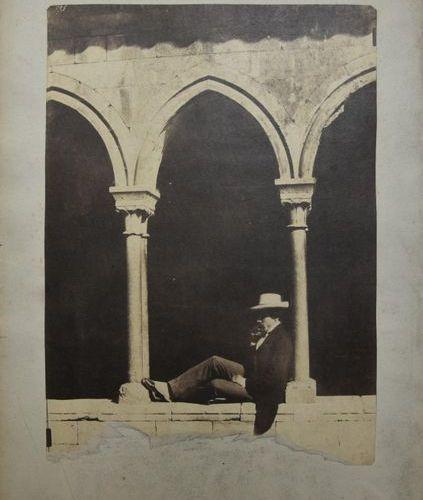 LE GRAY Gustave (Villiers le Bel 1820 † 1884 Le Caire ; MESTRAL Auguste (Rans 18…