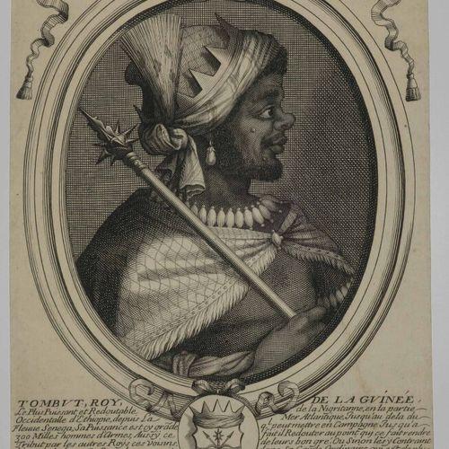 """GUINÉE """"TOMBUT, ROY DE LA GUINEE, Le plus puissant et redoutable de la Nigritann…"""