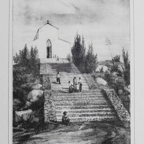 """LA REUNION A. ROUSSIN """"Chapelle de la Rivière Saint Jean (SAINTE SUZANNE)"""". Mai …"""