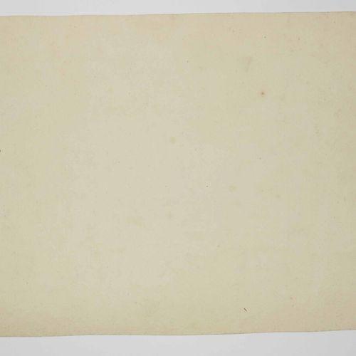 """IRAN """"PALAIS à PERSEPOLIS"""". XIXème. AQUARELLE et crayon gris sur papier vélin. 1…"""