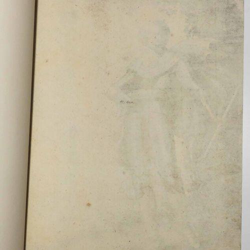 HOLLAR Wenzel (Prague 1607 Londres 1677) PORTRAIT de Henry Frédéric, PRINCE D'OR…