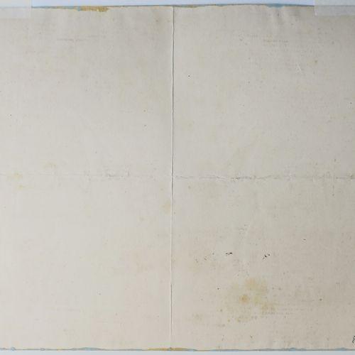 """CARICATURE TRAVIES DE VILLERS Charles J. (1804 1859) """"Quel rêve!"""". 1834. Lithogr…"""