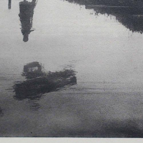 """AVIATION BRANGER M. (1874 1950) """"Le 12 octobre 1909, Paulhan sur aéroplane type …"""