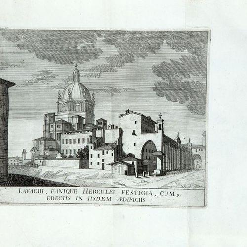 GRAZIOLI, Pietro (1700 1753) De praeclaris Mediolani aedificiis. Milan: Regia Cu…
