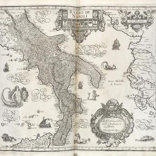 MAGINI, Giovanni Antonio (1555 1617) Italy. Bologna: presso l'autore, 1620 [but …