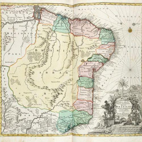 SEUTTER, Georg Matthaus (1678 1757) Atlas novus sive tabulae geographicae totius…