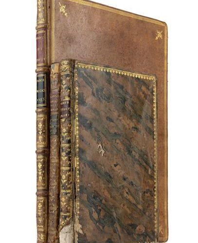 BODONI] EPITTETO (50 130 A.D.). Epiktetou Encheiridion. Parma: Bodoni, 1793. (So…