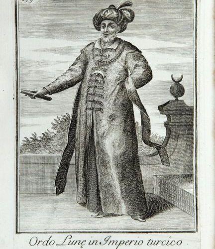 BONANNI, Filippo (1638 1725) Catalogue of the equestrian and military orders. Ro…