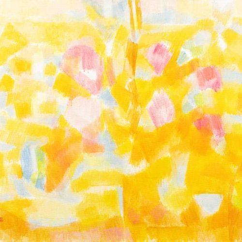 Daniel RAVEL (1915 2002) Le soleil frappé Oil on canvas signed lower left, count…