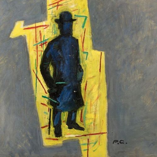 Paul COLIN (Nancy 1892 Nogent sur Marne 1985) Studies of characters from Montmar…