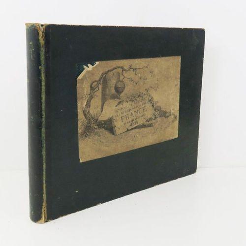 § MONIN (Charles V.). Petit atlas national des départements de la France et de s…