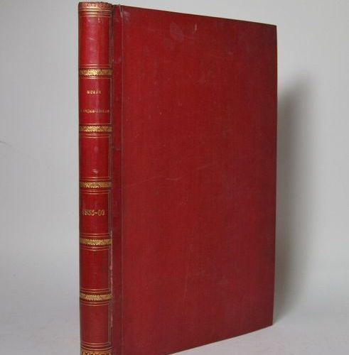 PHILIPON (Charles) & DORÉ (Gustave). Musée Français Anglais. Journal d'illustrat…