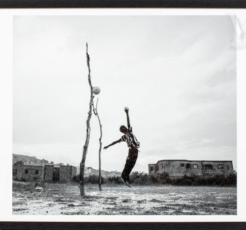 King MASSASSY (né en 1971) Insolence, 2017  Photographie noir et blanc, tirage s…
