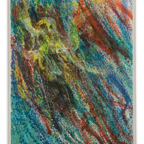 Stanley William HAYTER (1901 1988) La pieuvre, 1963  Huile sur toile  116 x 89 c…