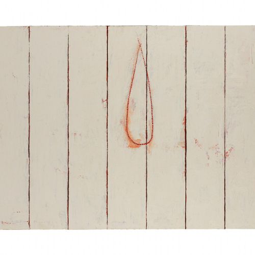 Piero Pizzi CANNELLA (né en 1955) Sans titre (Corallo), 1997  Huile sur panneau …