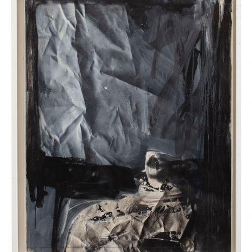 Antoni CLAVE (1913 2005) En trompe l'oeil, 1976  Huile sur toile signée et datée…