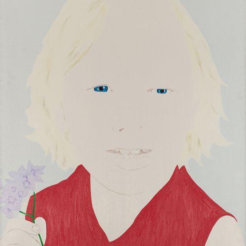 James RIELLY (né en 1956) Ugly girl, 2000  Huile sur toile, signée, datée et tit…