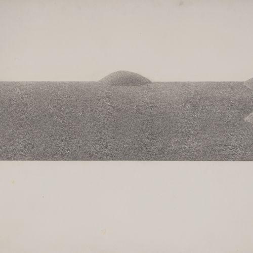 Horia DAMIAN (1922 2012) Sans titre, 1975  Crayon sur papier signé et daté en ba…