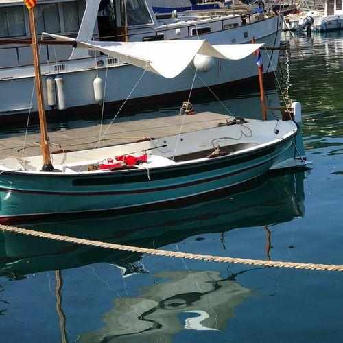 PASCUAL Barque Catalane PASCUAL  Barque Catalane    NAVIRE A MOTEUR – Barque cat…