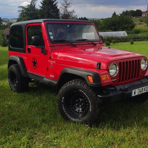 JEEP WRANGLER Jeep Wrangler    Marque : Jeep  Modèle : Wrangler  Date de mise en…