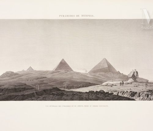 Description de l'Egypte ou Recueil des observations et des recherches qui ont ét…