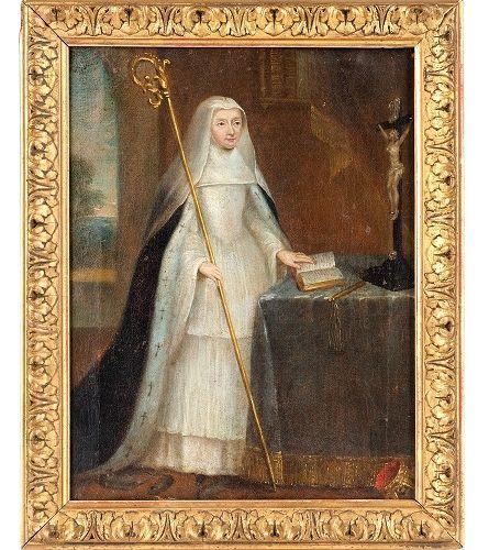École française du XVIIIe siècle. Portrait de la duchesse de Longueville (1619 1…