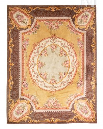 Large carpet in the style of the Soapery  350 x 450 cm