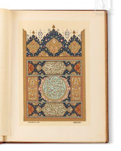 DINET (Etienne) & BEN IBRAHIM (Sliman) La vie de Mohammed prophète d'Allah. Pari…