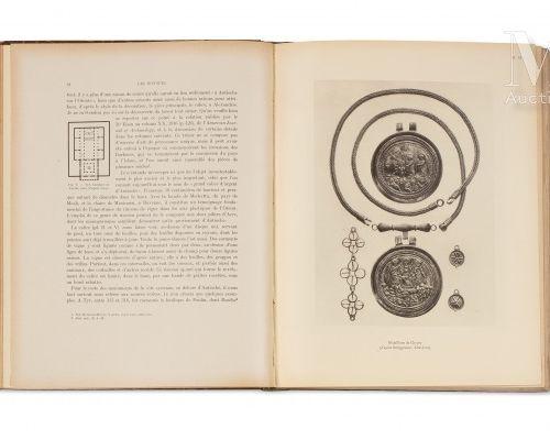 STRZYGOWSKI Josef L'Ancien Art chrétien de Syrie [...]  L'ancien art chrétien de…