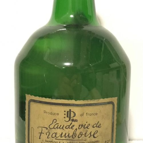 1 magnum EAU DE VIE FRAMBOISE J. Danflou