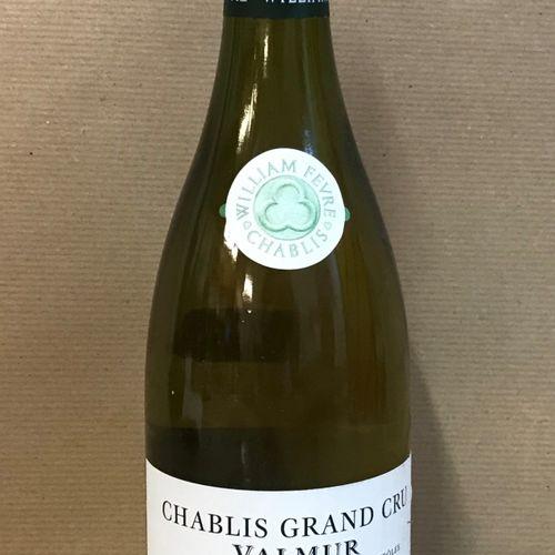 """1 bouteille CHABLIS """"Grand Cru Valmur"""", W. Fèvre 2004"""