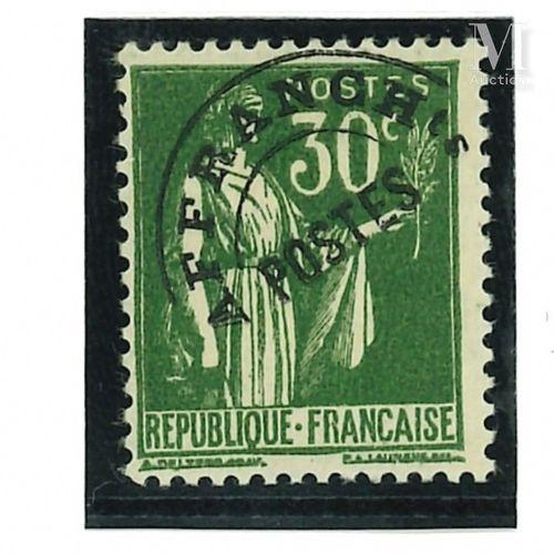 Préoblitéré n°69 *, signé Brun, cote 6000.