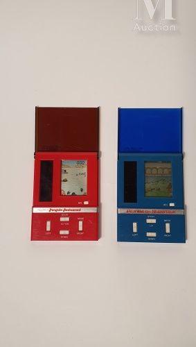 EPOCH POCKET DIGIT COM SOLAR EPOCH POCKET DIGIT COM SOLAR  Deux jeux LCD electro…